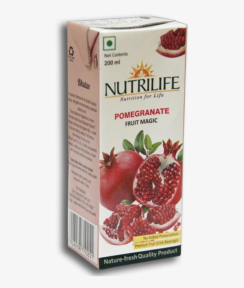 Pomegranate-small - Z Natural Foods Pomegranate Juice Powder