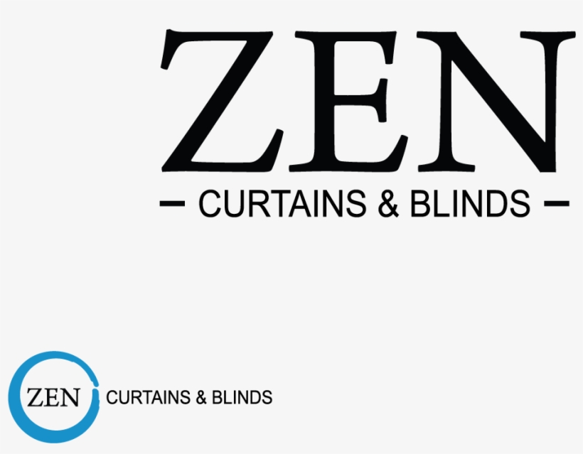 Logo Design By Smdhicks For Zen Curtains & Blinds - Rizen 2017 Movie Poster
