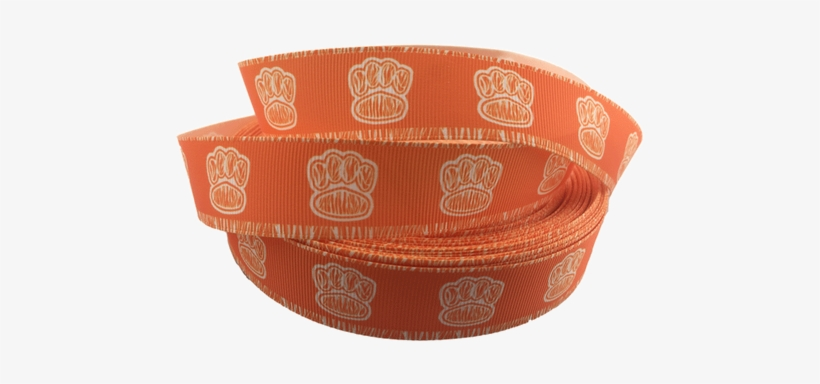 Orange Paw Print Ribbons Bracelet Transparent Png 500x500 Free Download On Nicepng Here you can explore hq paw print transparent illustrations, icons and clipart with filter setting like size, type, color etc. nicepng