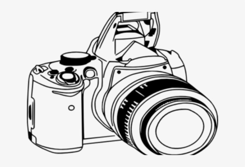 Dslr Camera Clipart Transparent