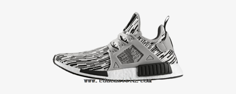 new product 9fd8b 284c1 Aqvik4607a Shoes For Adidas Nmd Xr1 Primeknit Oreo - Adidas Originals Nmd, transparent  png download