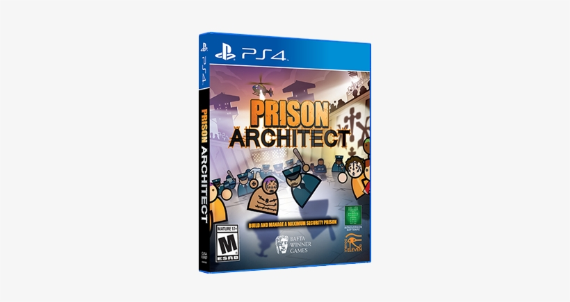 Anyone - Prison Architect [ps4 Game] Transparent PNG - 490x473