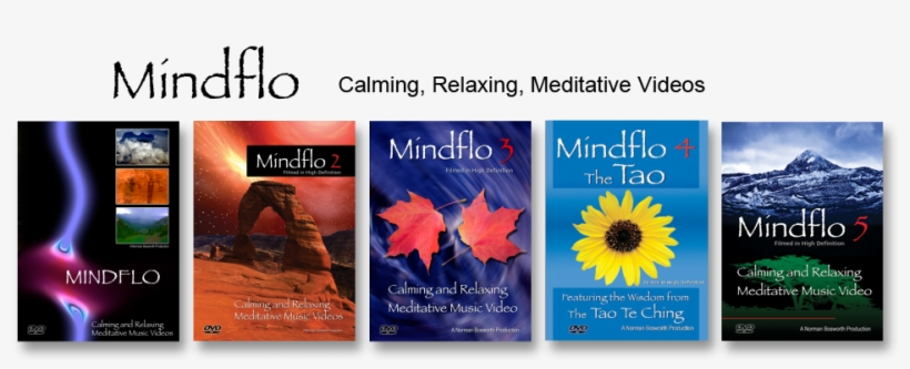 Mindflo Meditative Relaxing Calming Videos - Meditation Transparent