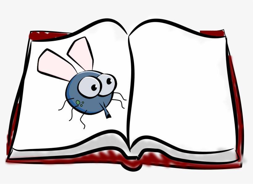 Αποτέλεσμα εικόνας για fly on the book