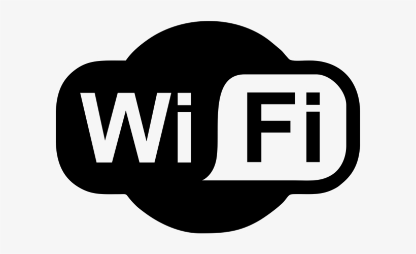 Wifi Vinyl Decal - Free Wifi Icon Png Transparent PNG - 600x600