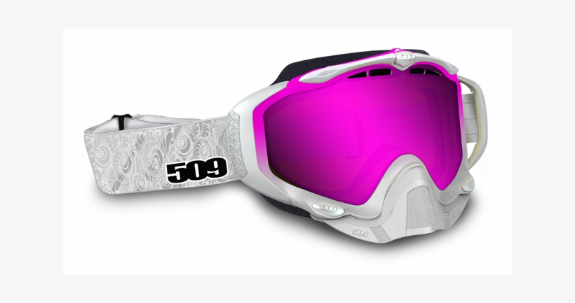 ea5f1c5324d 509 Sinister X5 Goggle Frost - 509 Sinister X5 Goggles - Ice ...