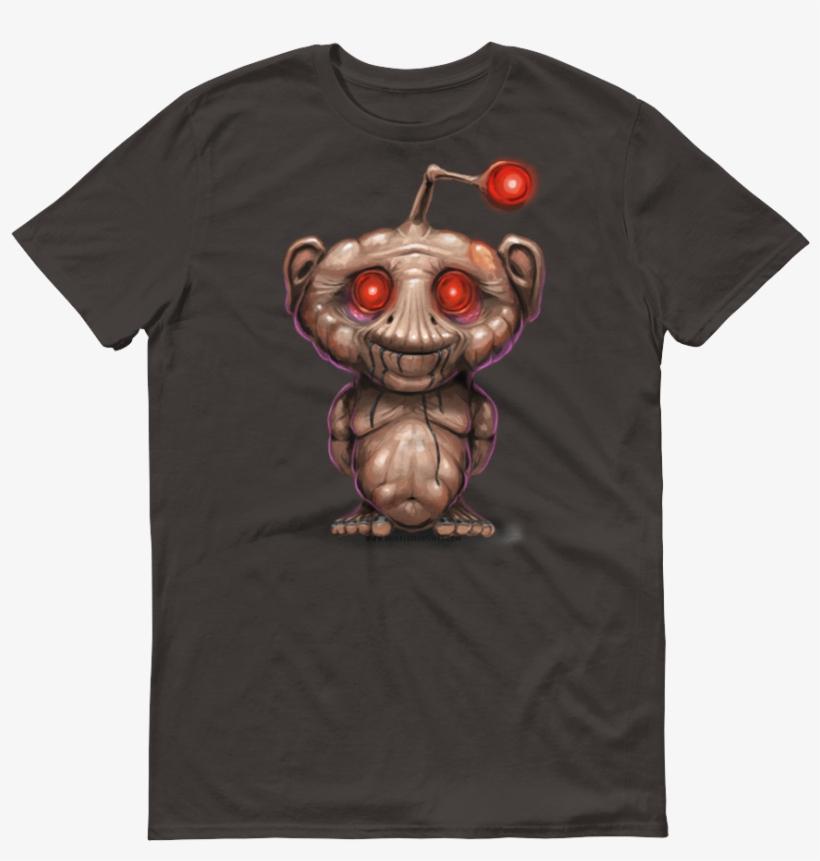 Creepy Reddit Alien Tee - T-shirt Transparent PNG