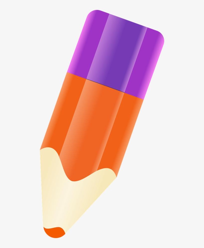 Pencil Colored Pencil Render Gambar Kartun Pensil Warna