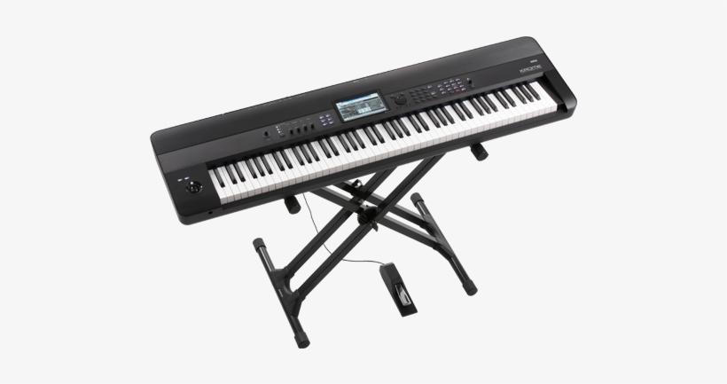Korg Krome 88 Key Music Workstation - Korg Krome 88 Keys Transparent