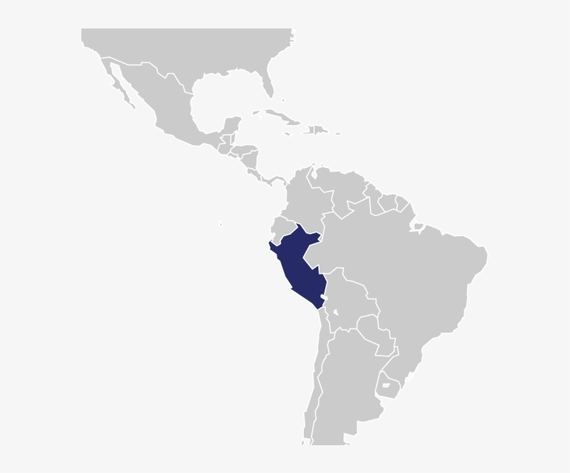 Not The Program For You Latin America Map Vector Transparent Png