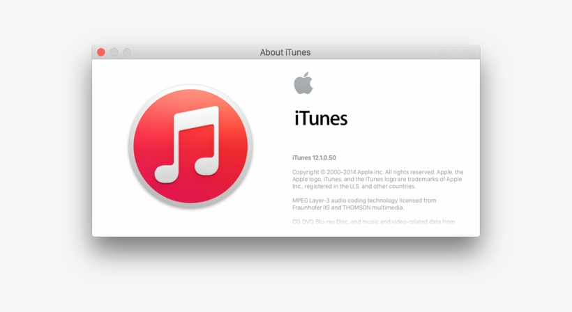 Apple On Thursday Released Itunes - Itunes 12 1 Transparent PNG
