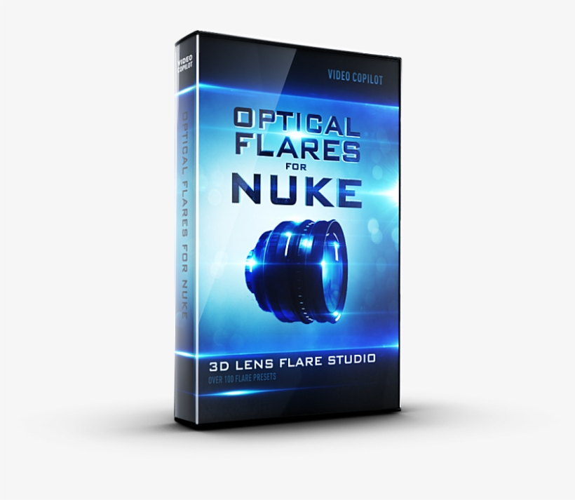 Optical Flares For Nuke - Video Copilot Optical Flares For