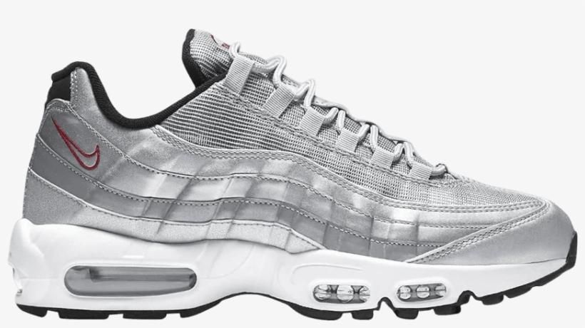 Nike Wmns Air Max 95 QS Silver Bullet