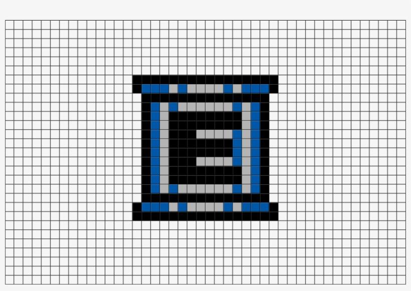 Modèle Pixel Art Facile Transparent Png 880x581 Free