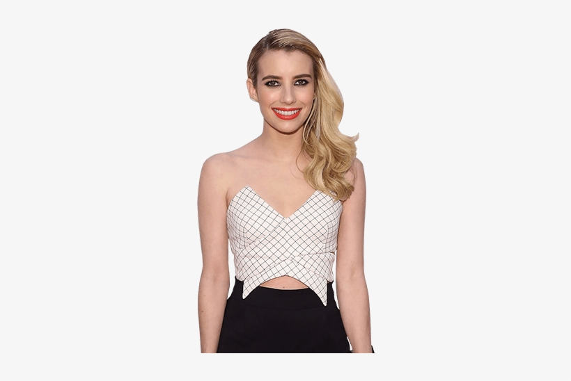 American Horror Story S Emma Roberts On This Week S American Horror Story Emma Roberts Png Transparent Png 900x472 Free Download On Nicepng