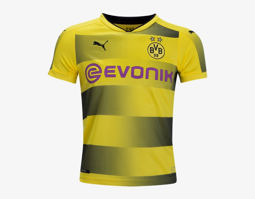 on sale 6e8e1 e093d Borussia Dortmund 17/18 Home Youth Kit - Borussia Dortmund ...