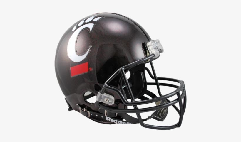 CINCINNATI BEARCATS NCAA Riddell SPEED Full Size Replica Football Helmet