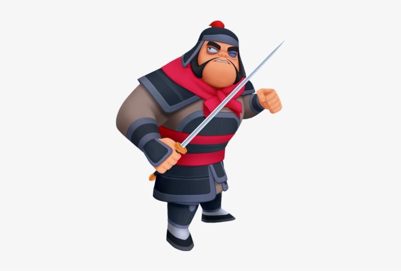 Yao Mulan Characters Transparent Png 355x480 Free Download On Nicepng