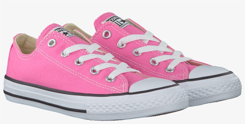 e352ff730ce Girls Pink Converse Sneakers Chuck Taylor All Star - Converse ...