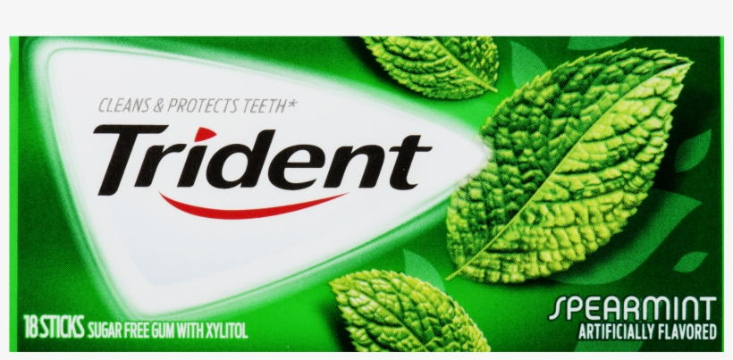 Trident Gum Transparent Png 1800x1800 Free Download On Nicepng