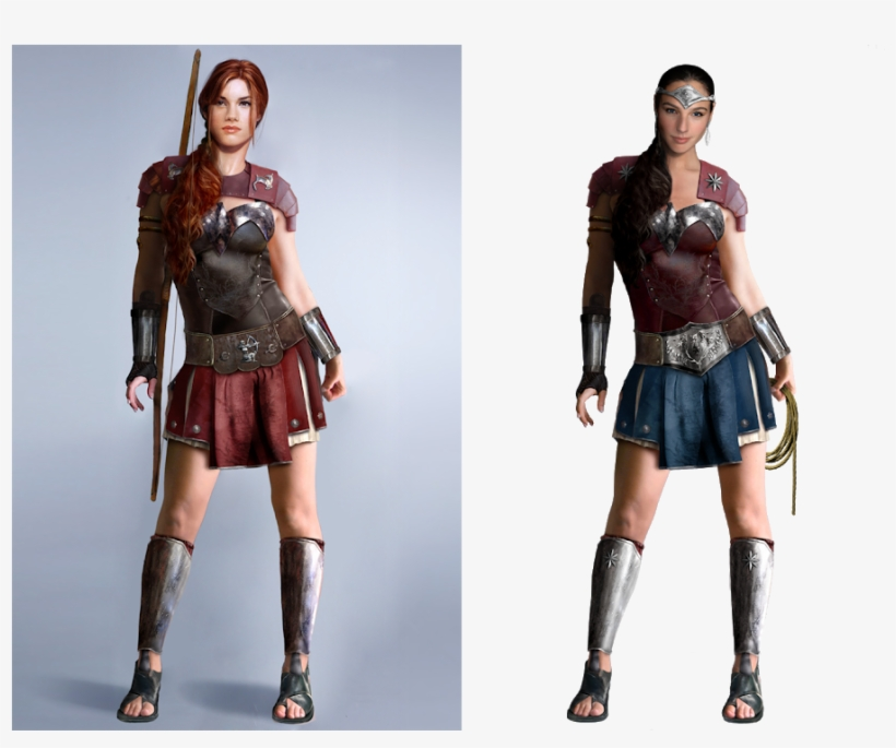Img Wonder Woman Costume Design Transparent Png 922x704 Free Download On Nicepng