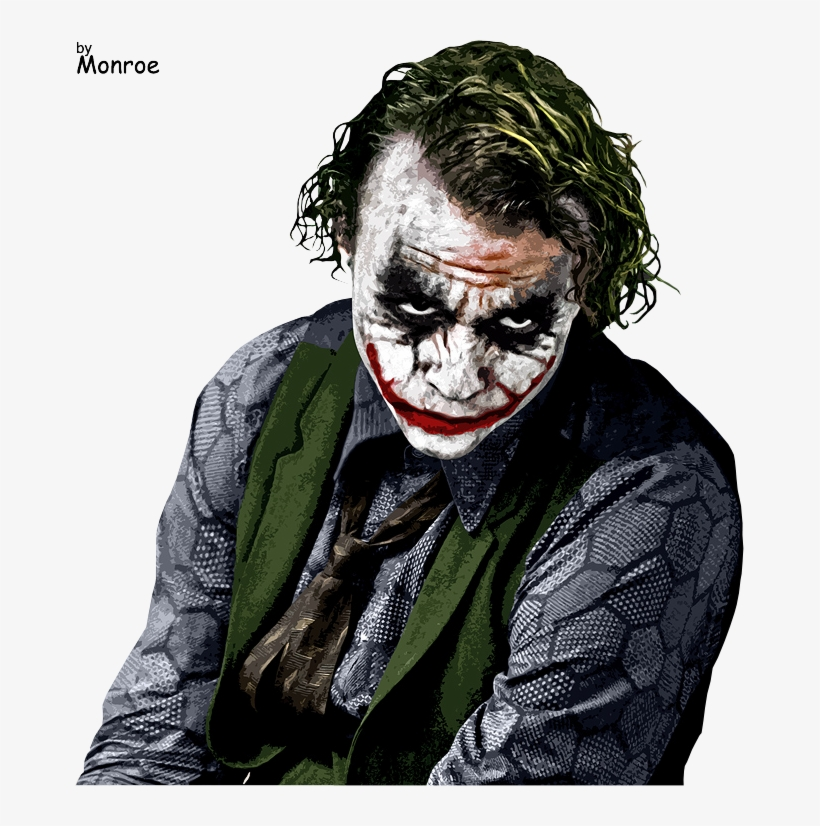 Forum Joker Wallpaper Iphone Heath Ledger Joker Hd Transparent Png
