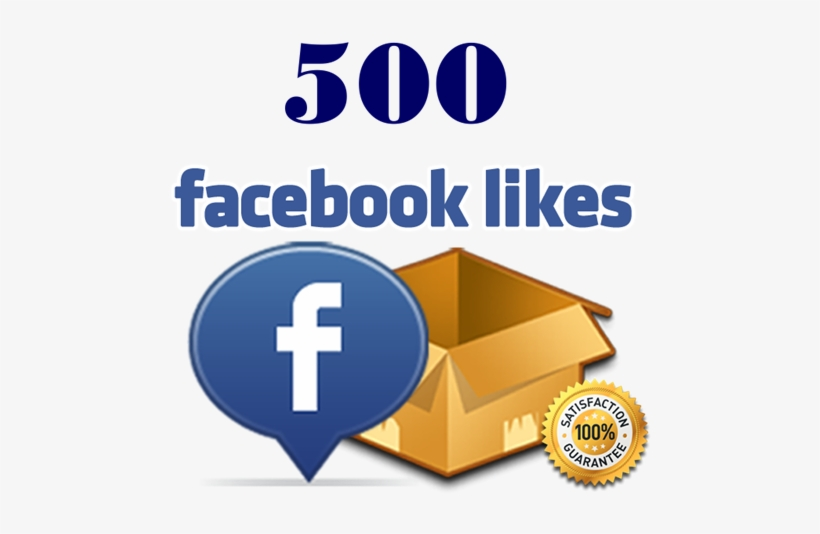 Buy 500 Facebook Likes - 25000 Likes On Facebook Transparent PNG
