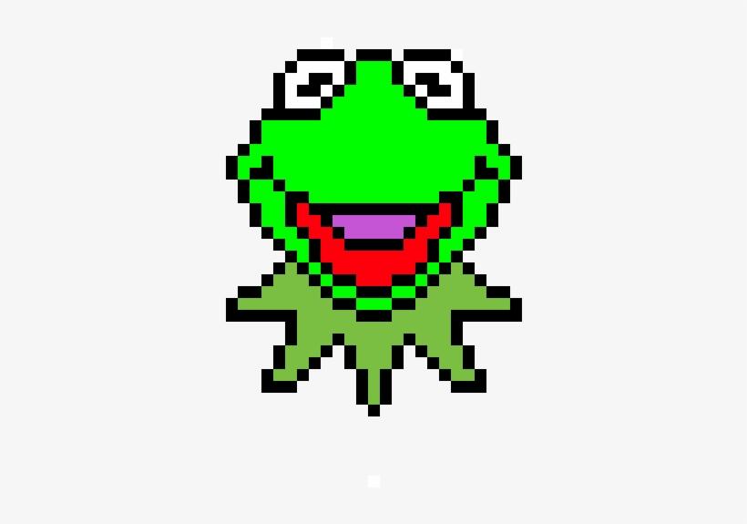 The Muppets Minecraft Shrek Pixel Art Template Transparent