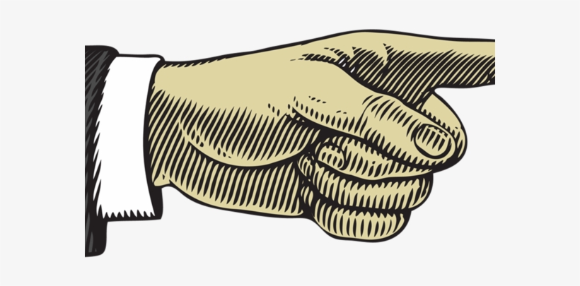 pointing hand left and right finger transparent png 580x358 free download on nicepng pointing hand left and right finger