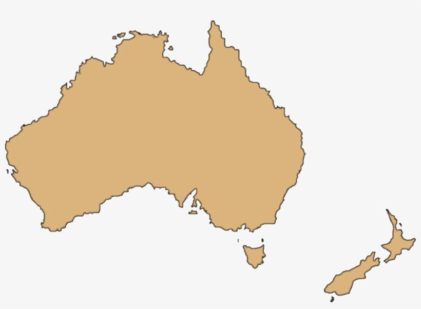 Map Australia And New Zealand.Free Australia Map Transparent Background Australia And New