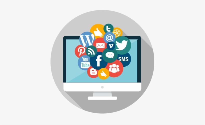 Test Image52 - Marketing Digital Icons Png Transparent PNG ...