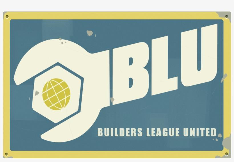 Team Fortress 2 Logo Tf2 Blu Team Logo Transparent Png