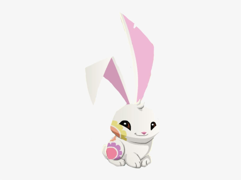 Image of: Spring Bunny Glitched Flower Bunny Animal Jam Graphic Bunny Nicepng Glitched Flower Bunny Animal Jam Graphic Bunny Transparent Png