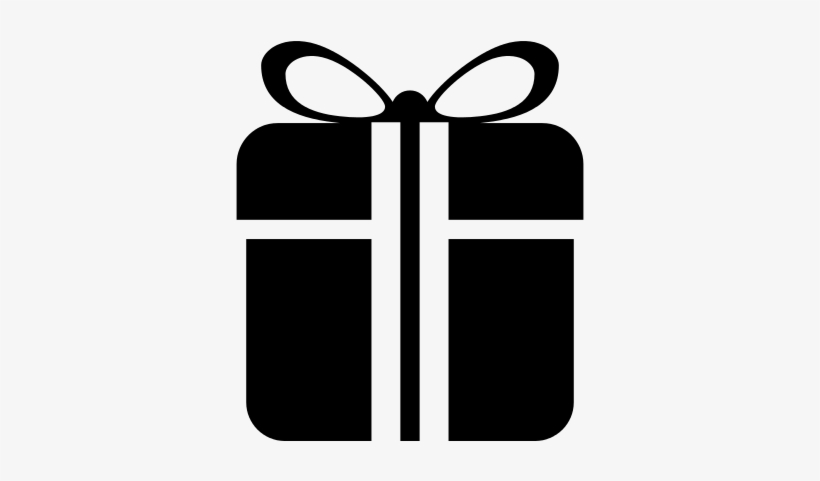 Gift Box Rounded Square With Ribbon Vector Gift Box Icon Png Transparent Png 400x400 Free Download On Nicepng