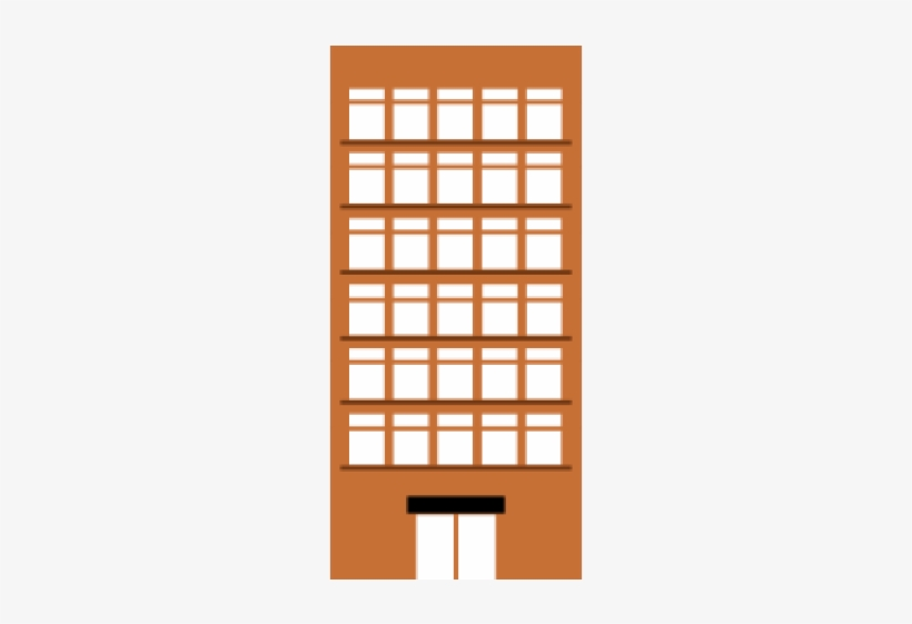 Tall Building Silhouette At Getdrawings Png Transparent - Skyscraper Clipart  - Free Transparent PNG Download - PNGkey