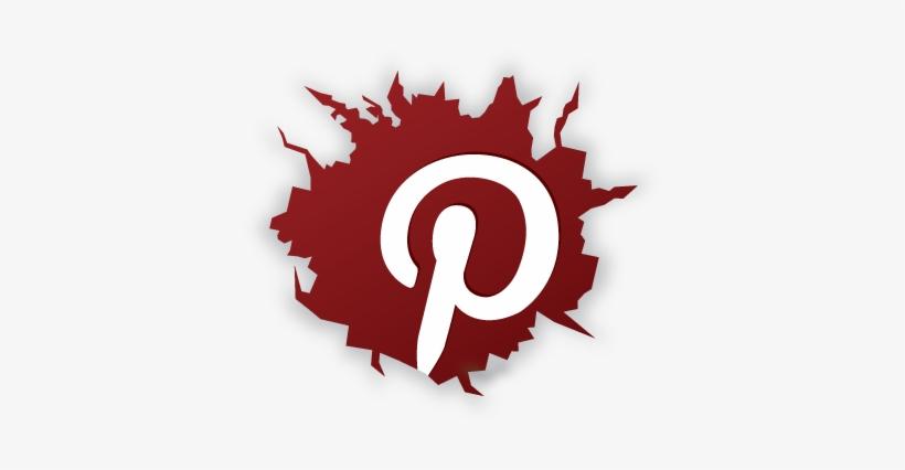 b25de7662372 Facebook - Youtube - Twitter - Instagram - Tumblr - - Cool Pinterest Icon  Png
