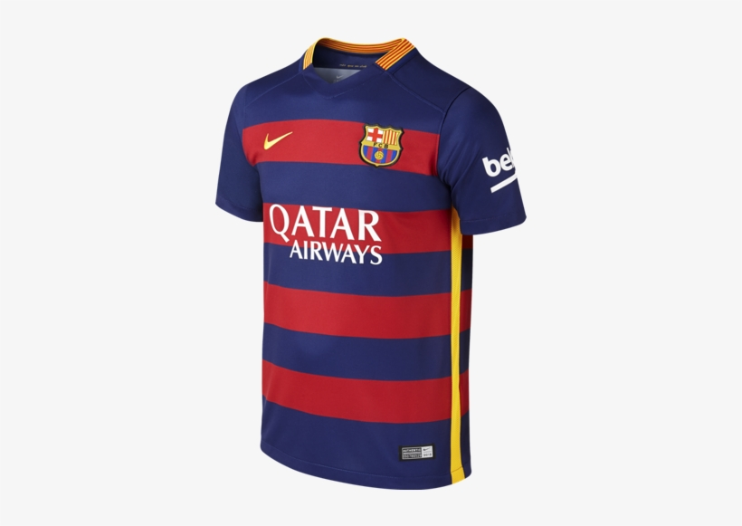 outlet store ab1e8 2da38 Image - Barcelona Home Kit 2015 16 Transparent PNG - 500x500 ...