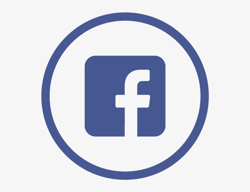 Facebook Facebook Logo In White Color Transparent Png 550x550