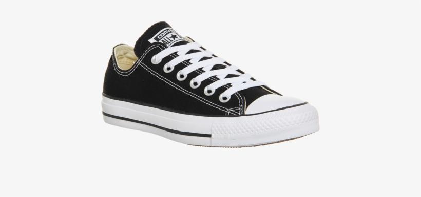 black converse adults
