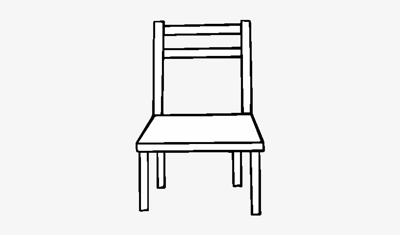a wooden chair coloring page se dibuja una silla transparent png 600x470 free download on nicepng a wooden chair coloring page se