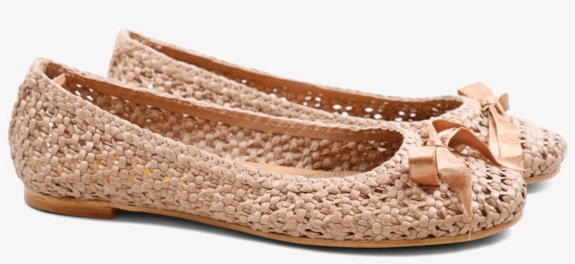 sports shoes 6728b 5d1d9 Ballet Pumps Luisa 2 Woven Crocus Ls - Ballerina Melvin ...