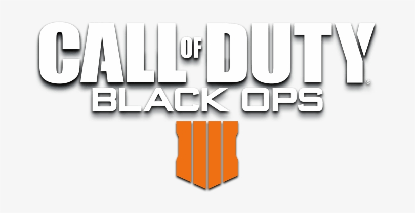 Call Of Duty Black Ops 4 Logo Png Transparent Png 683x341 Free