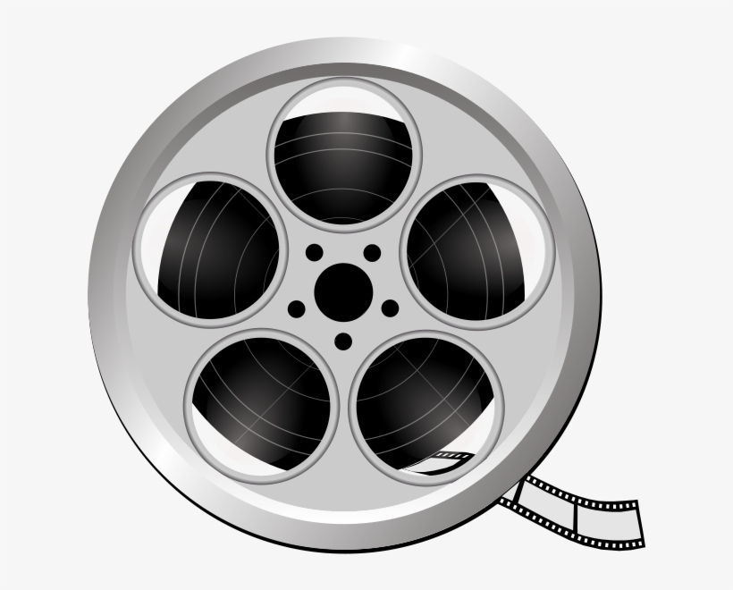 Movie Reel Clip Art Png Banner Transparent Library Transparent Background Movie Reel Clipart Transparent Png 738x679 Free Download On Nicepng