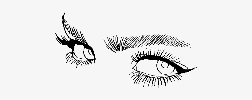 Officialstars Transparent Aesthetic Eyes Tumblr Gif Transparent Png 479x269 Free Download On Nicepng
