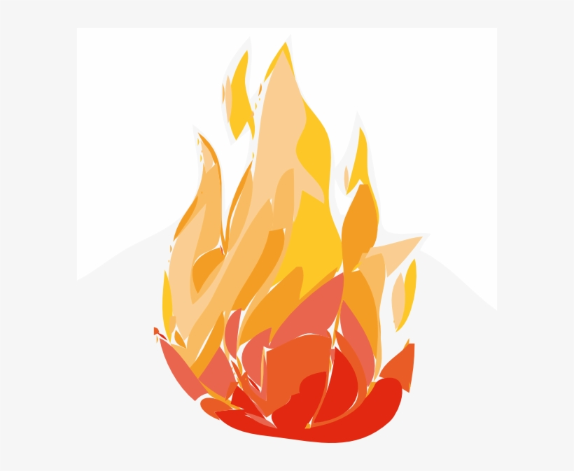 How To Set Use Fire Flames Svg Vector Transparent Png 600x593 Free Download On Nicepng
