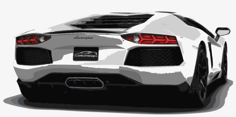 Lamborghini Aventador Lamborghini Gallardo Sports Car Clipart