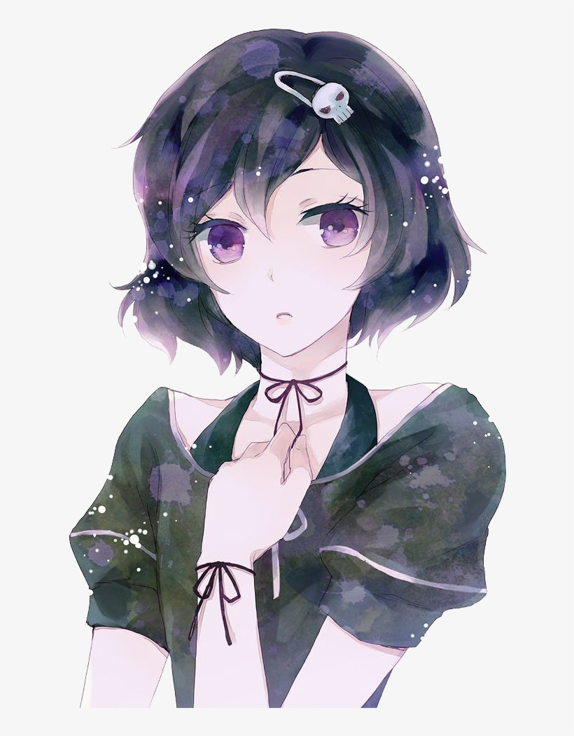 Png cute anime girl tomboy