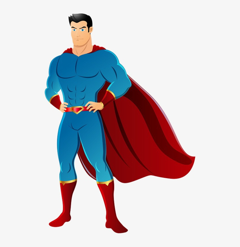 Cartoon Superman Png Photo Superman Dessin Transparent Png