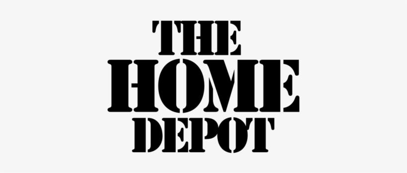 Home Depot Logo PNG & Download Transparent Home Depot Logo