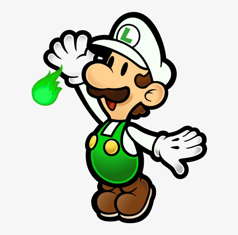 Paper Fire Luigi - Paper Mario Coloring Pages Transparent PNG - 625x742 -  Free Download On NicePNG
